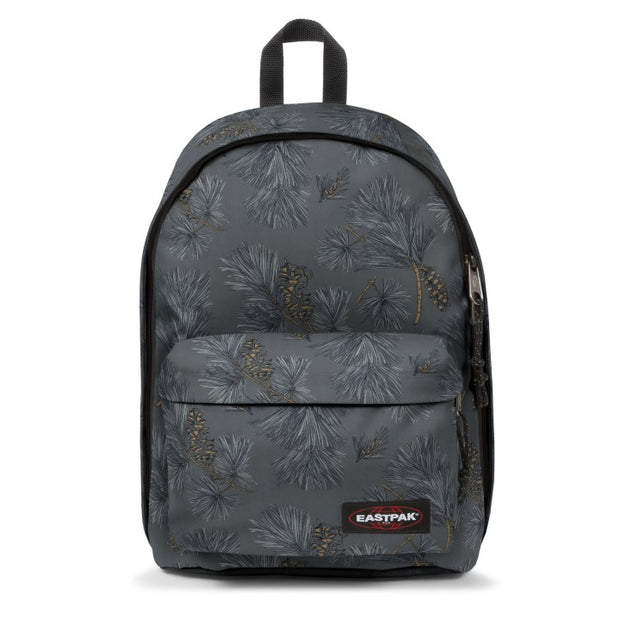 Sac à dos out office Eastpak Wild Grey face