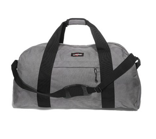 Sac de voyage EASTPAK TERMINAL Sunday Grey face