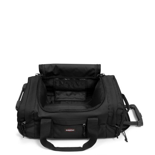 Sac EASTPAK Leatherface S 77H Black EK12B008 INTERIEU