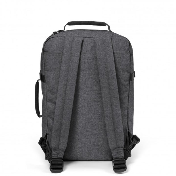 Sac EASTPAK cabine Hatchet black denim EK24C77H DOS