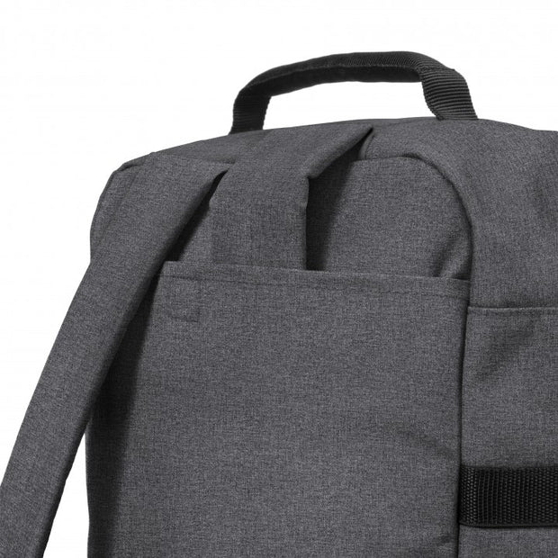 Sac EASTPAK cabine Hatchet black denim EK24C77H BRETELLES