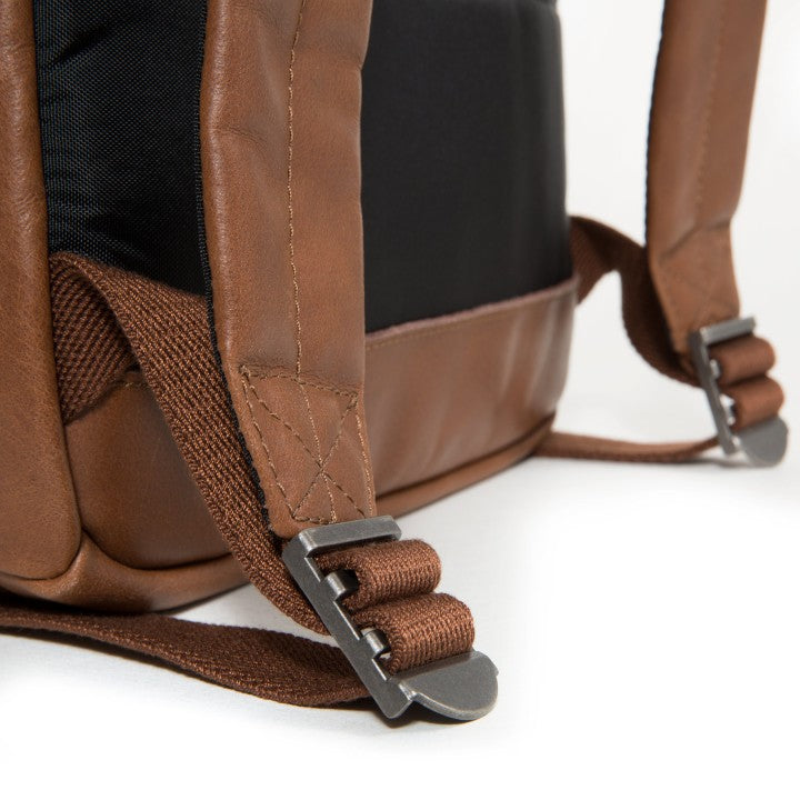 Sac à dos EASTPAK DEE BROWNIE LEATHER  zoom
