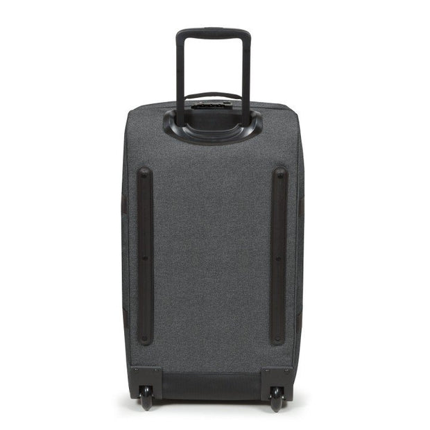 Sac de voyage trolley EASTPAK TRANVERZ M Black denim DOS