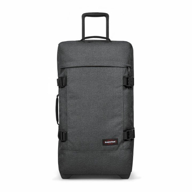 Sac de voyage trolley EASTPAK TRANVERZ M Black denim face