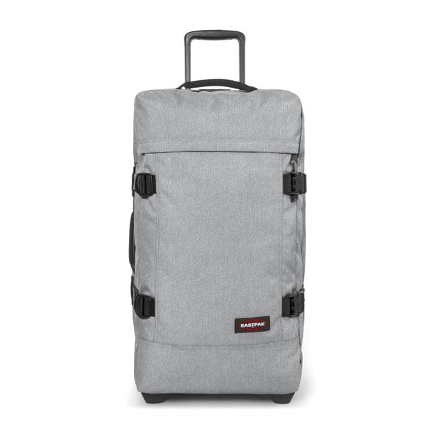 Sac de voyage à roulettes Eastpak Sunday Grey K97L363 face