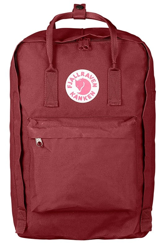 FjallRaven Kanken 17 inches F27173-326/Ox Red face