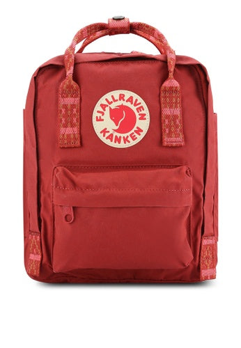 FJALLRAVEN KANKEN MINI F23561-325-915 face