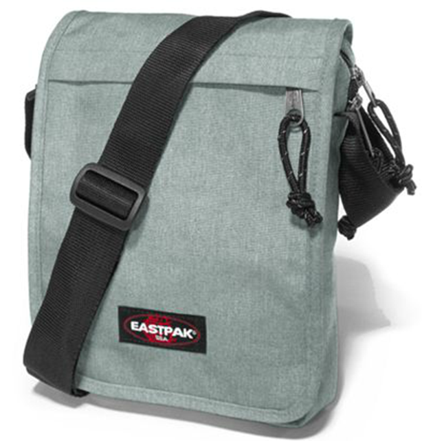Pochette Easptak Flex Sunday Grey FACE