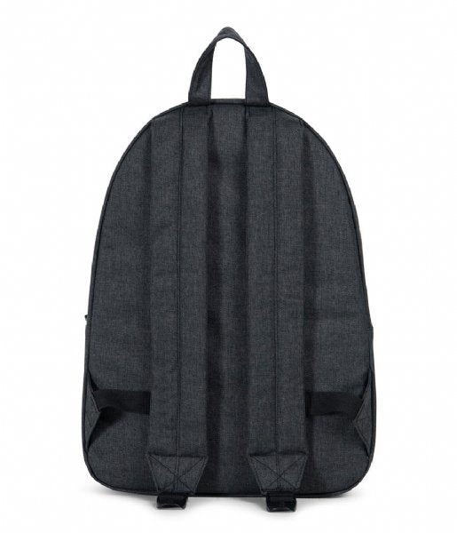 Sac à dos herschel black crosshatch DOS