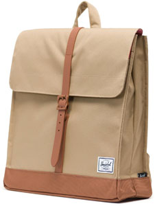 Sac à dos HERSCHEL City mid volume Kelp Saddle COTE