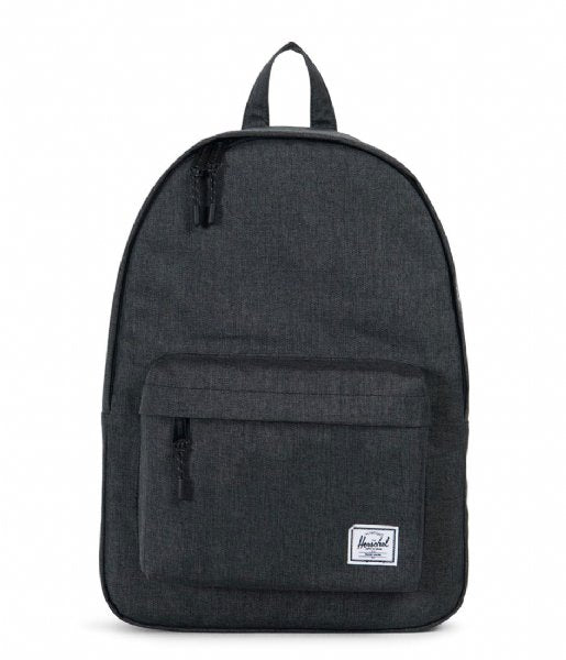Sac à dos herschel black crosshatch face