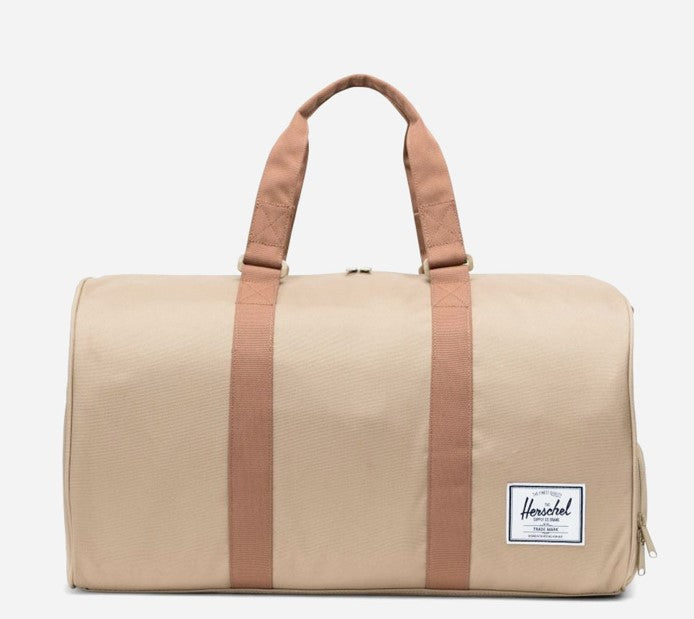 sac de voyage Herschel novel Camel face