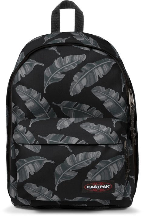 Eastpak Out of Office Brize Leaves Black