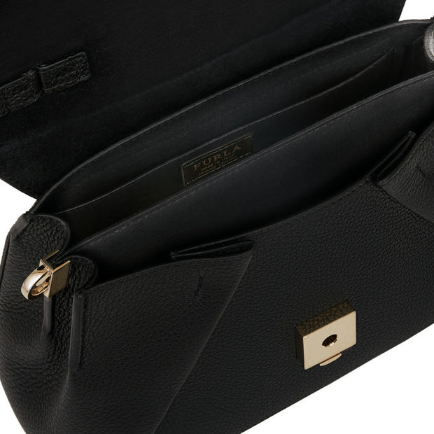 FURLA sac à main SLEEK NOIR