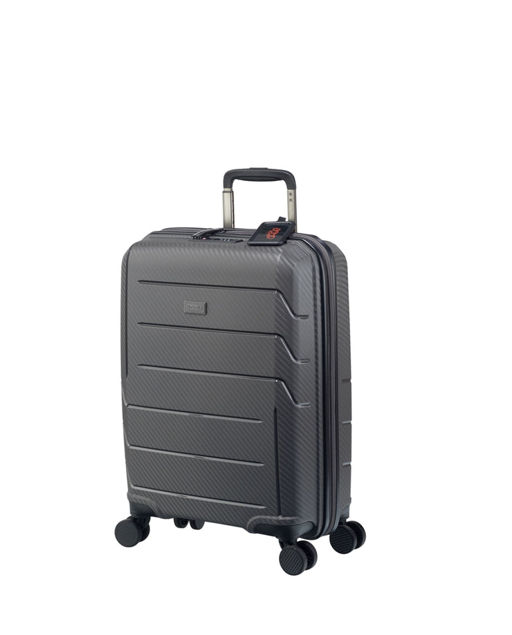 Valise JUMP Cabine IQ20 ANTHRACITE face