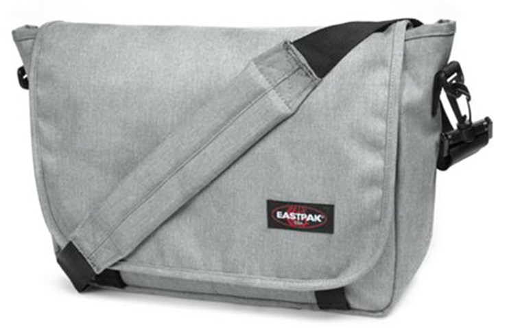 Besace Eastpak Jr Sunday Grey FACE
