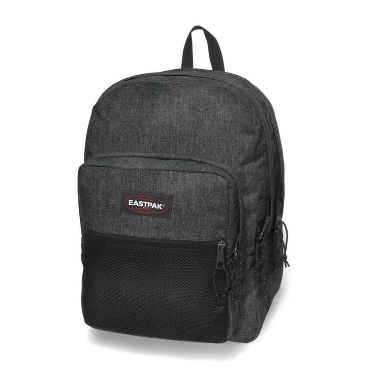 Sac à dos EASTPAK PINNACLE Black Denim K06077H FACE