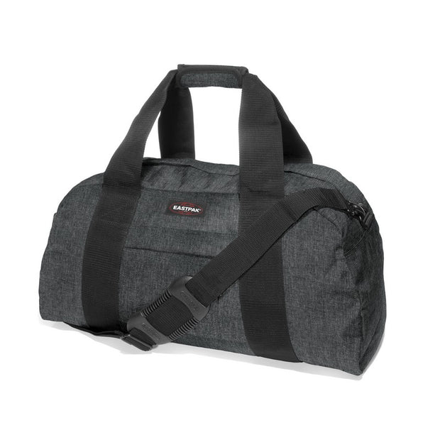Sac de voyage Eastpak Station Black Denim K07077H FACE