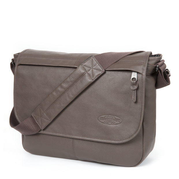 Sac besace Eastpak Delegate Brown Pebble EK07617K