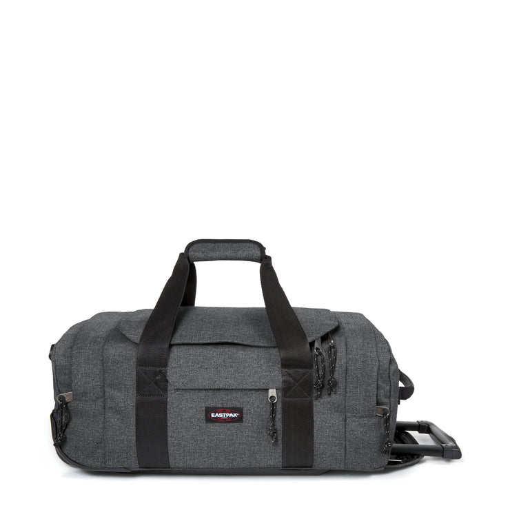 Sac EASTPAK Leatherface S 77H Black Denim - EK12B77H
