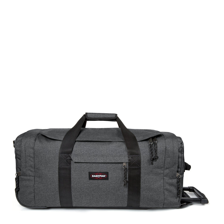 Sac EASTPAK Leatherface M 77H Black Denim - EK13B77H