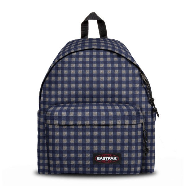 sac EASTPAK Padded Pak'r Checksange Blue - EK62031M
