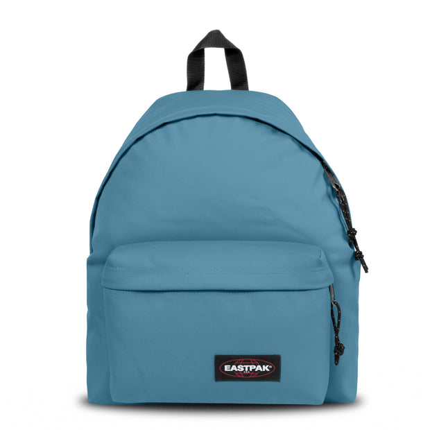 Sac à dos eastpak padded Painted Blue face