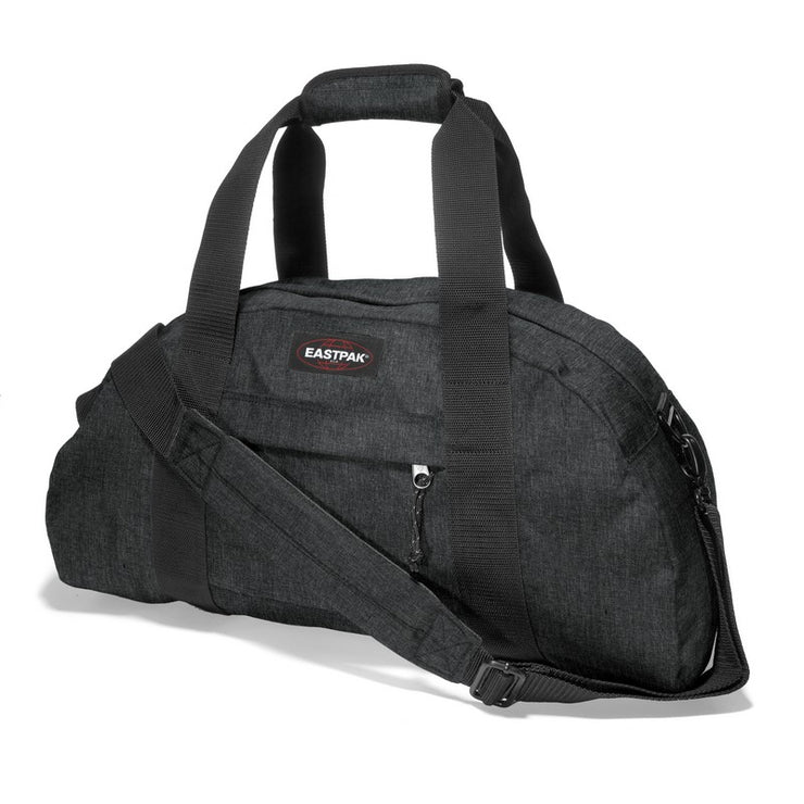 Sac de voyage EASTPAK STAND Black Denim K73577H FACE