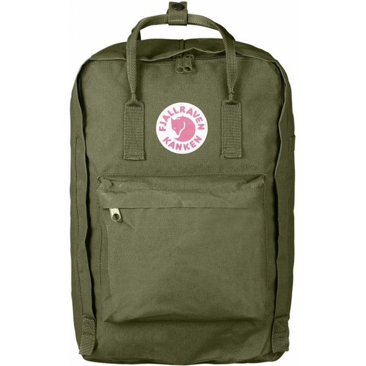 Sac-ordinateur-FJALLRAVEN-Kanken-17-pouces deep forest face