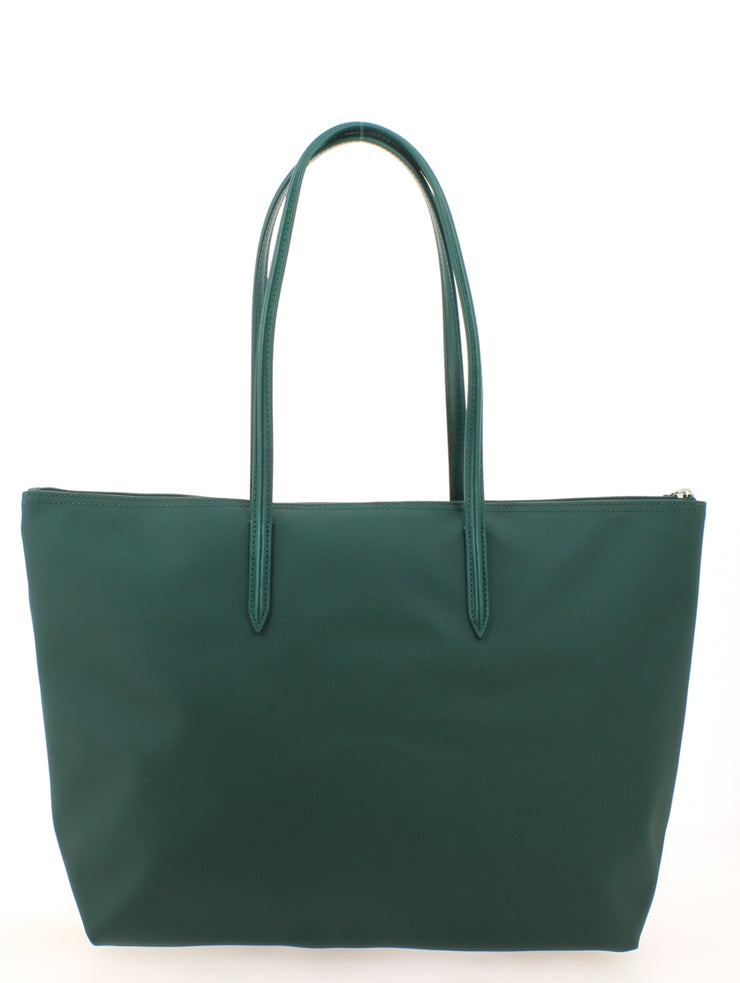 L Shoppping Bag Lacoste color block NF2610CF-B62 dos