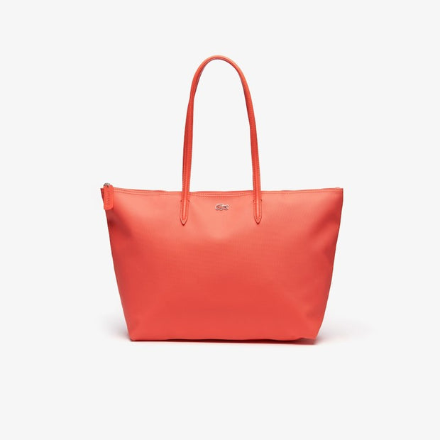 L Shoppping Bag Lacoste NF1888PO Coral face