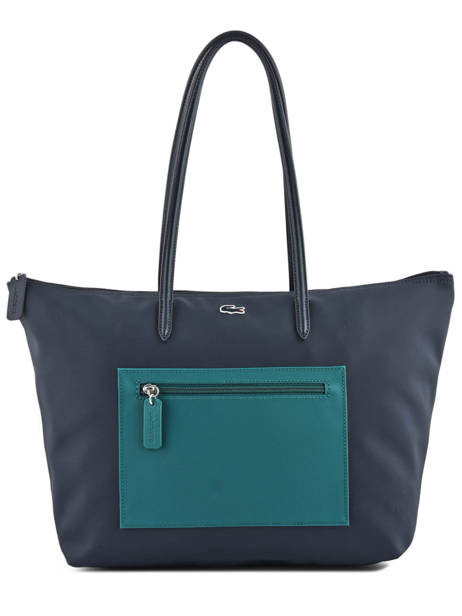 Shoping bag lacoste zippé FACE