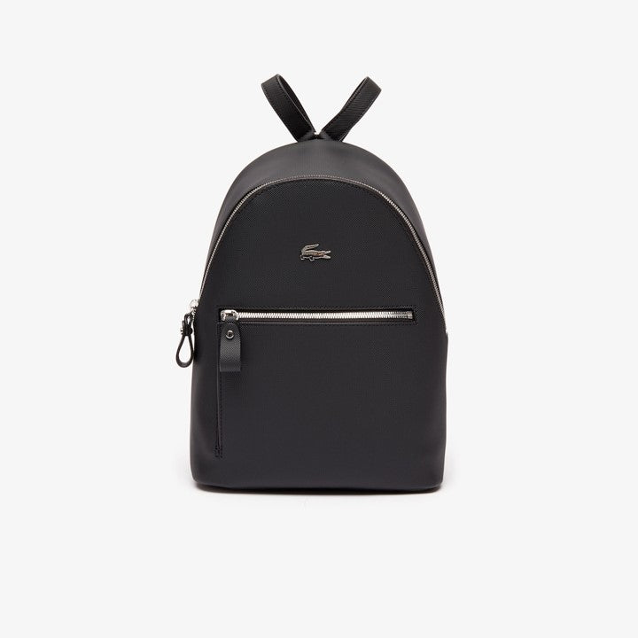 Sac à dos LACOSTE Backpack NF2773DC-000-black face