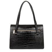 Sac à mainLancaster Exotic Croco