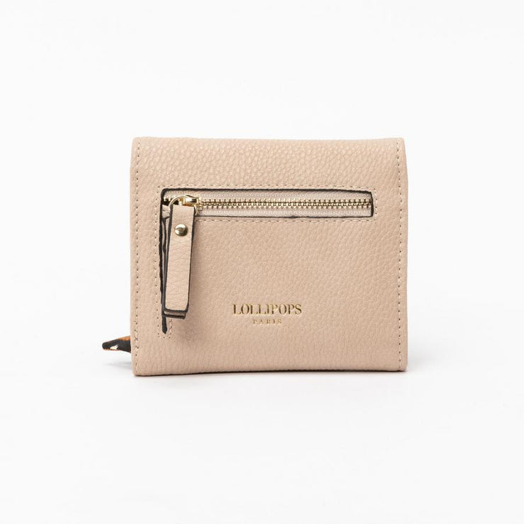 Lollipops Deflow Flap Wallet M Taupe