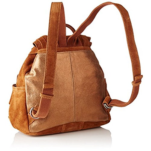 Sac à dos Mila Louise Omeo cannelle DOS