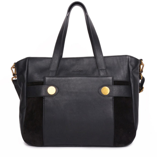 sac Nat Nin Dolores noir face