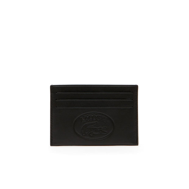 Porte cartes lacoste NH2658IC-000 dos