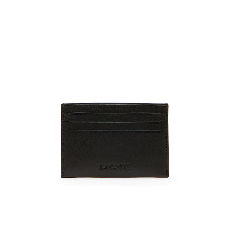 Porte cartes lacoste NH2658IC-000 face