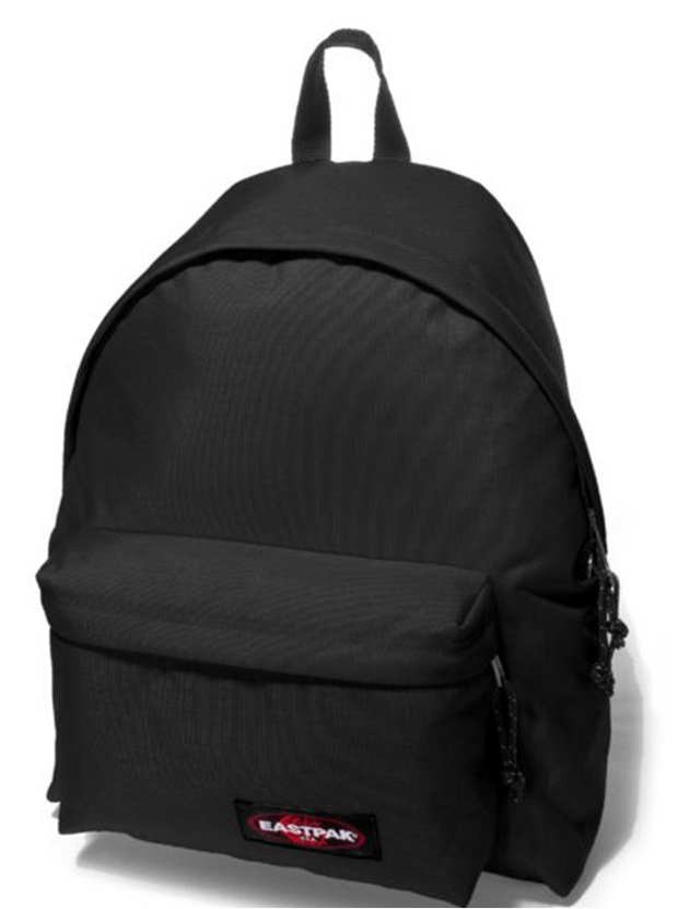 Sac EASTPAK PADDED PAK'R Black face