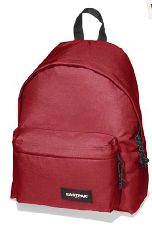 Sac à dos EASTPAK PADDED PAK'R chuppachop red face