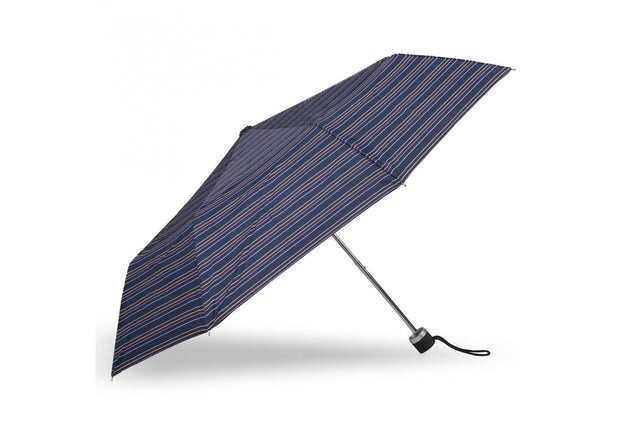 Parapluie ISOTONER RAYURE CARAVELLE