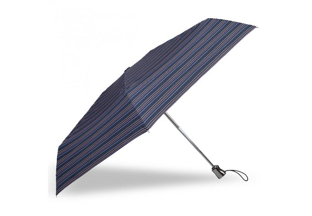 Parapluie ISOTONER X-tra solide Rayure CARAVELLE
