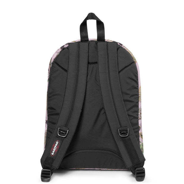 Sac à dos EASTPAK Pinnacle Brize Mel Pink DOS