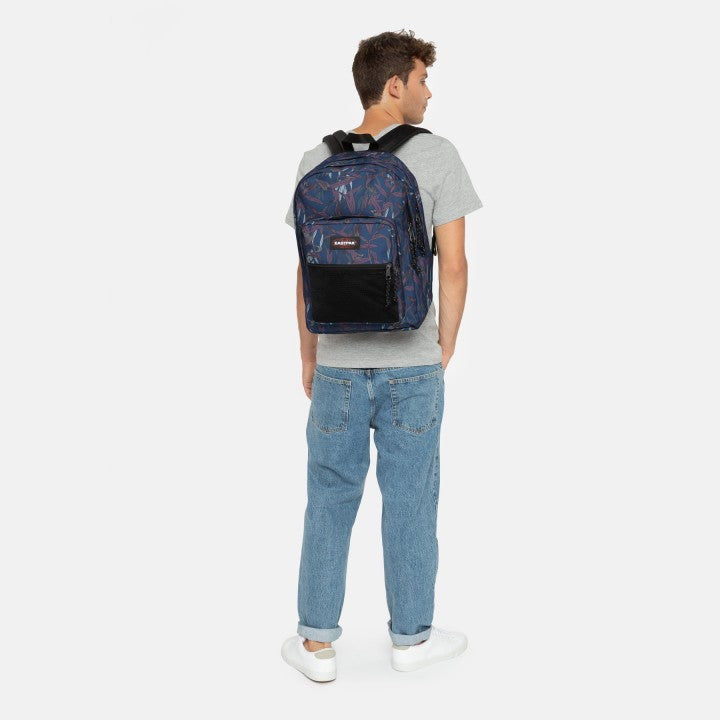 EASTPAK Pinnacle wild blue porte