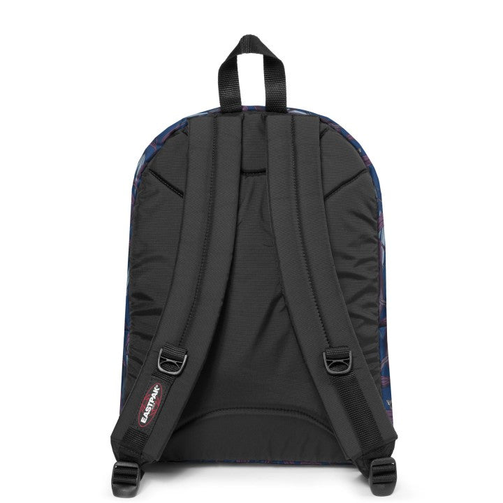 EASTPAK Pinnacle wild blue dos