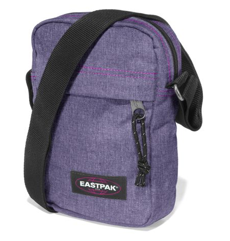 Pochette EASTPAK THE ONE MELOUT BLUE face