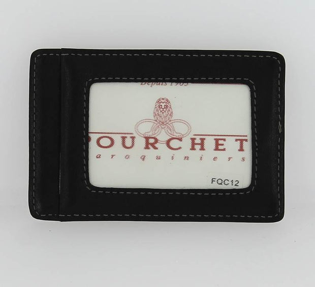Porte cartes Pourchet dos
