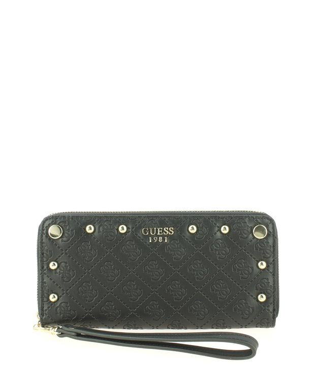 portefeuille GUESS coast to coast SG699346-Black face