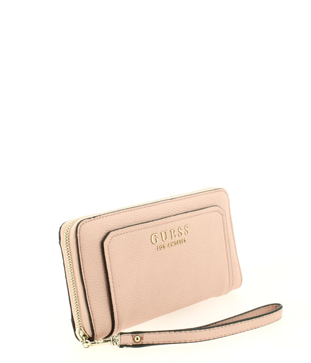portefeuille GUESS Sally VG670046-blush coté